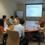 SRP教职人员参访新加坡佛学院