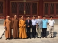 Visit China's Buddhist Association & State Administration for Religious Affairs of P.R.C