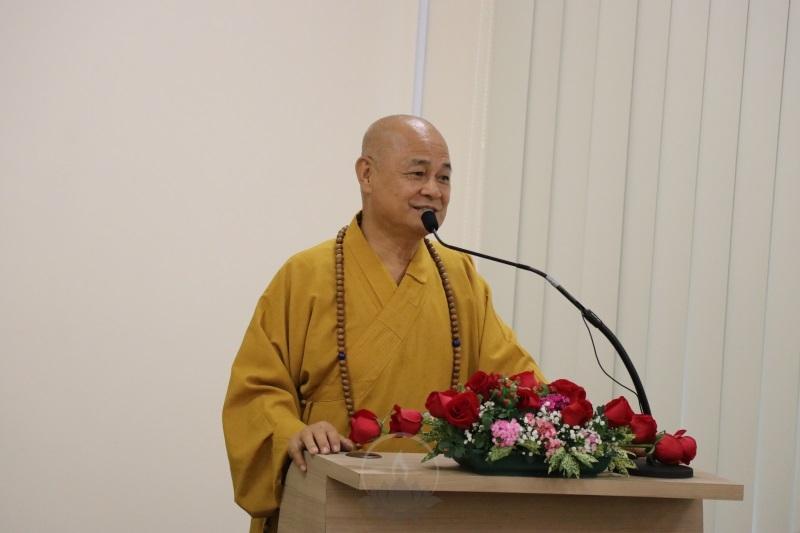 新加坡佛学院第二届中英文研究生毕业典礼