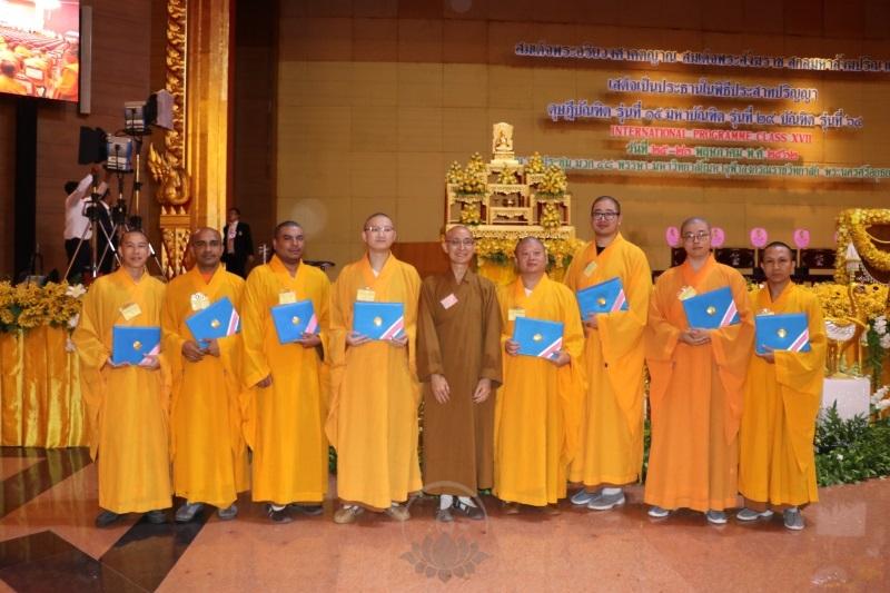 新加坡佛学院研究生毕业典礼