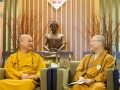 Buddhist Cultural Visit Through the Maritime Silk Route