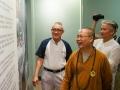 广州海上丝绸之路佛教文化团参访普觉禅寺及新加坡佛学院