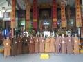 新加坡佛学院第五届中文学士毕业生参学