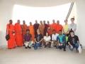 斯里兰卡佛教与巴利语大学毕业生参访新加坡佛学院