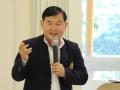 泰国摩诃朱拉隆功大学教育系访问新加坡佛学院