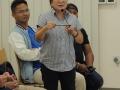 Visit by Mahachulalongkornrajavidyalaya University's Faculty of Social Science