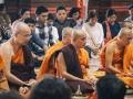 佛教导师古巴汶春法师访问新加坡佛学院