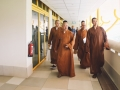 Visit to BCS by the Most Venerable Chun Yi
