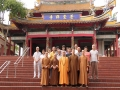 Visit to BCS by the Most Venerable Da Zhao