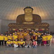 广西弘恩寺来宾参访新加坡佛学院