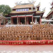 重走海上丝绸之路:闽南佛学院毕业僧参访普觉禅寺及新加坡佛学院