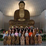 新加坡佛学院第五届中文学士班和第二届养正班毕业典礼