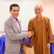 """""""对抗原教旨主义:佛教与其它宗教之观点""""研讨会"""